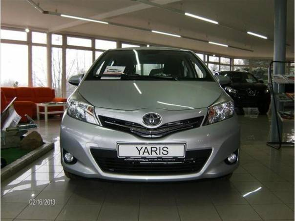 Toyota Yaris 1,33 l Dual VVT-i Active, foto 1 Auto – moto , Automobily | spěcháto.cz - bazar, inzerce zdarma