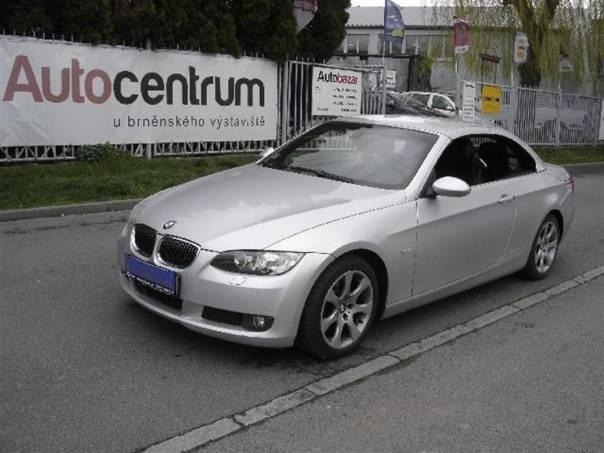 BMW Řada 3 3,0 325i CABRIO-AUTOMAT,SERVISKA,NAVIGACE, foto 1 Auto – moto , Automobily | spěcháto.cz - bazar, inzerce zdarma