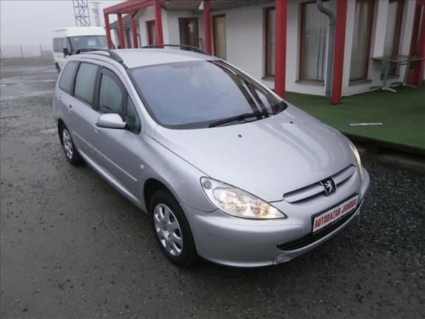 Peugeot 307 1,6 HDi  digiklima servis CZ, foto 1 Auto – moto , Automobily | spěcháto.cz - bazar, inzerce zdarma