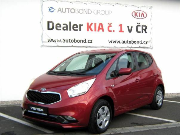 Kia Venga 1.4 CVVT Comfort, foto 1 Auto – moto , Automobily | spěcháto.cz - bazar, inzerce zdarma