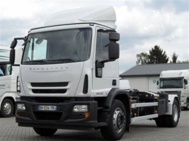 Eurocargo 190E28 kontejner E5, foto 1 Užitkové a nákladní vozy, Nad 7,5 t | spěcháto.cz - bazar, inzerce zdarma