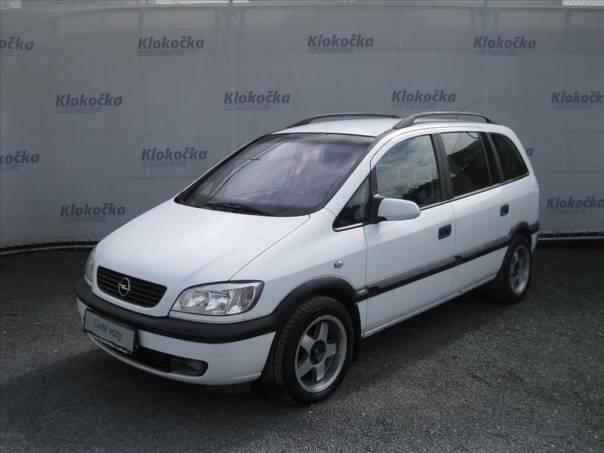 Opel Zafira 2,0 DTI 16V, foto 1 Auto – moto , Automobily | spěcháto.cz - bazar, inzerce zdarma