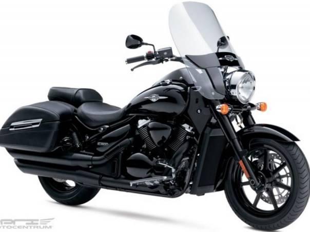 Suzuki  Intruder C1500BT Black edition 2014 AKCE, foto 1 Auto – moto , Motocykly a čtyřkolky | spěcháto.cz - bazar, inzerce zdarma