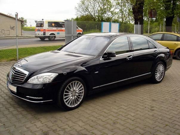 Mercedes-Benz Třída S 350d Bluetec Long, foto 1 Auto – moto , Automobily | spěcháto.cz - bazar, inzerce zdarma