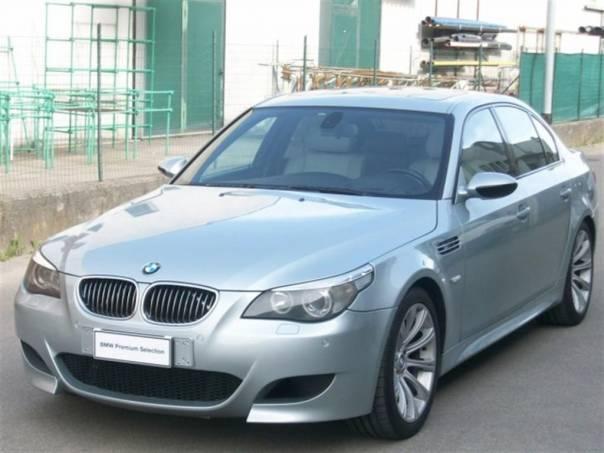 BMW M5 E60 * 508 PS * TOP STAV *, foto 1 Auto – moto , Automobily | spěcháto.cz - bazar, inzerce zdarma