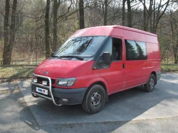 Ford Transit 2.4 Duratorq 6 míst, foto 1 Užitkové a nákladní vozy, Do 7,5 t | spěcháto.cz - bazar, inzerce zdarma