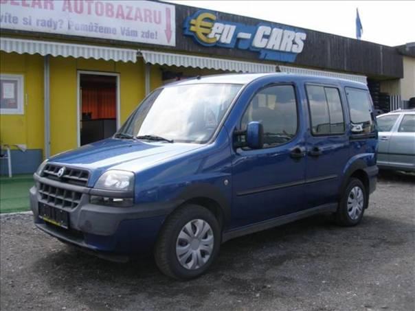 Fiat Dobló 1.6   LPG,KLIMA,7 MÍST, foto 1 Auto – moto , Automobily | spěcháto.cz - bazar, inzerce zdarma