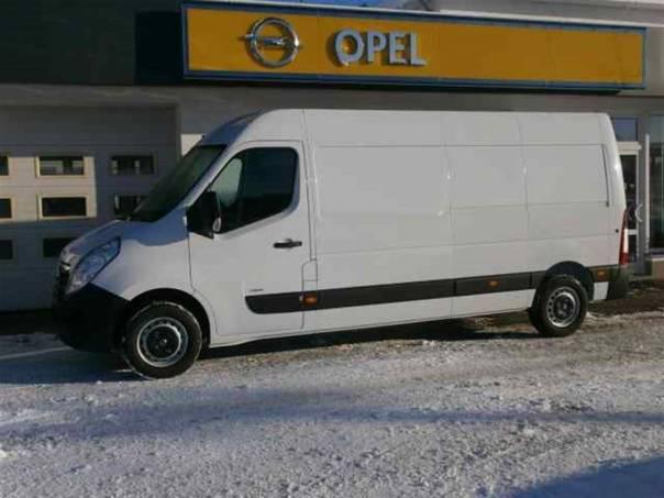 Opel Movano Van L3H2 2.3CDTi 125k MT6 3500 /0096SG72/, foto 1 Užitkové a nákladní vozy, Do 7,5 t   spěcháto.cz - bazar, inzerce zdarma