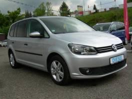 Volkswagen Touran 1,6 TDi - SERVISKA, Al kola TOPSTAV