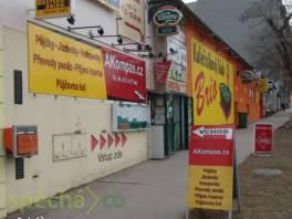 AKompas Brno nebankovní půjčky úvěry Western Union levný pronájem vstupenky jízdenky půjčovna kol