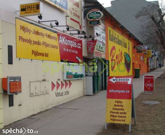 AKompas Brno nebankovní půjčky úvěry Western Union levný pronájem vstupenky jízdenky půjčovna kol , foto 1 Obchod a služby, Finanční služby | spěcháto.cz - bazar, inzerce zdarma