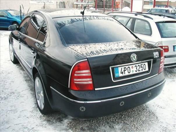 Škoda Superb 2,8 V6 Elegance, foto 1 Auto – moto , Automobily | spěcháto.cz - bazar, inzerce zdarma