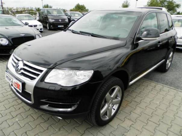 Volkswagen Touareg 3.0TDiV6 165kW,FACELIFT,VZDUCH, foto 1 Auto – moto , Automobily | spěcháto.cz - bazar, inzerce zdarma