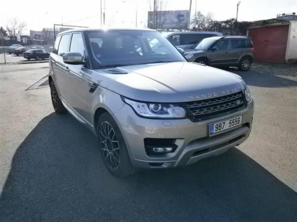 Land Rover Range Rover Sport 3.0 TDV6 S, foto 1 Auto – moto , Automobily | spěcháto.cz - bazar, inzerce zdarma