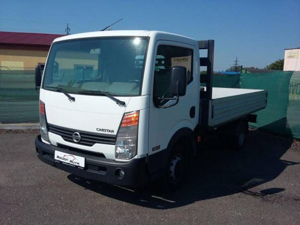 Nissan Cabstar 2.5 DCi 96 kW, foto 1 Užitkové a nákladní vozy, Do 7,5 t | spěcháto.cz - bazar, inzerce zdarma