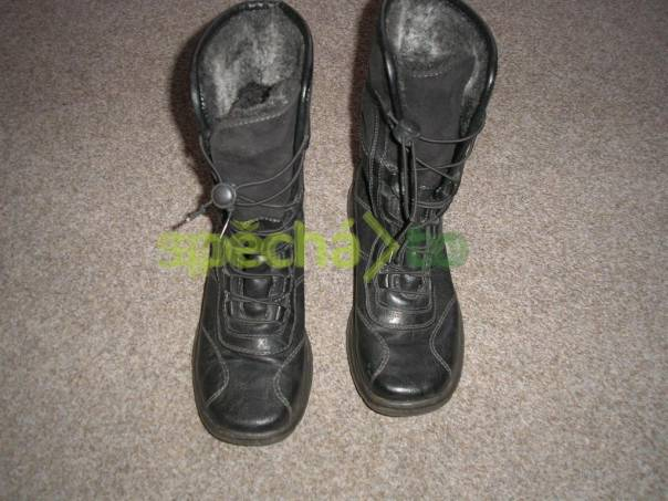Zimní pohodlná obuv Tamaris 50c25be3be