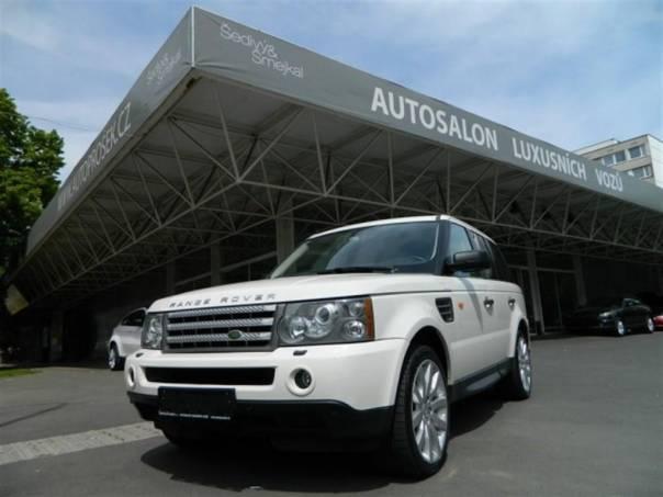 Land Rover Range Rover Sport 3.6 TDV8, foto 1 Auto – moto , Automobily | spěcháto.cz - bazar, inzerce zdarma