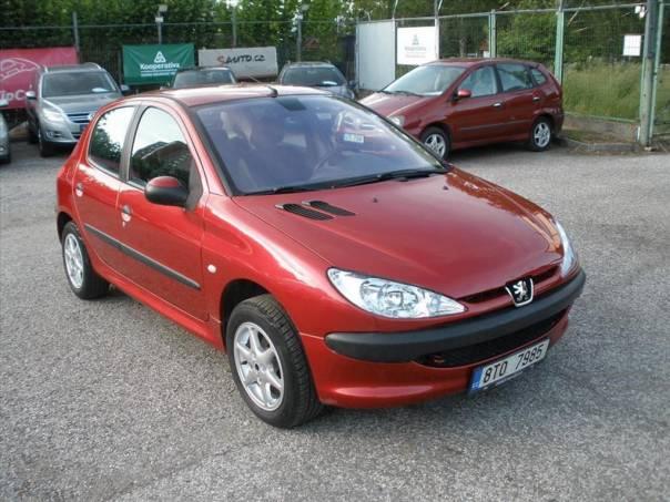 Peugeot 206 1,4 i,klima, foto 1 Auto – moto , Automobily | spěcháto.cz - bazar, inzerce zdarma