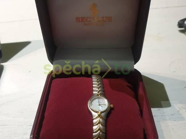 Dámské hodinky Seculus swiss made, foto 1 Modní doplňky, Hodinky | spěcháto.cz - bazar, inzerce zdarma