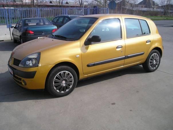 Renault Clio 1.2 16V 55 kw, foto 1 Auto – moto , Automobily | spěcháto.cz - bazar, inzerce zdarma
