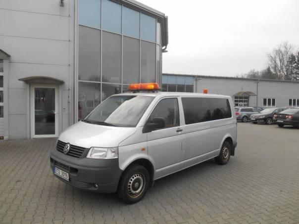 Volkswagen Transporter 2,5 TDI 5 míst LONG, foto 1 Užitkové a nákladní vozy, Do 7,5 t | spěcháto.cz - bazar, inzerce zdarma