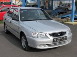 Hyundai Accent 1.5  CRDi  12V , Auto – moto , Automobily  | spěcháto.cz - bazar, inzerce zdarma