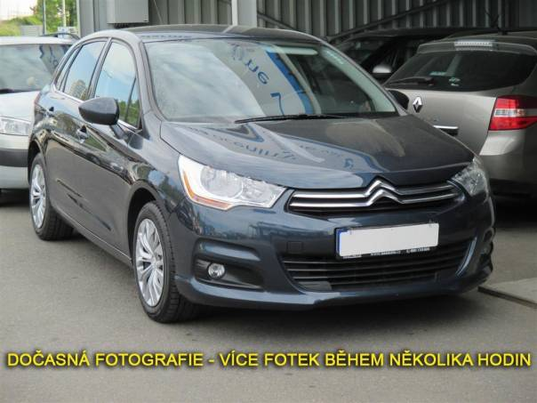Citroën C4 1.6 VTi, foto 1 Auto – moto , Automobily | spěcháto.cz - bazar, inzerce zdarma