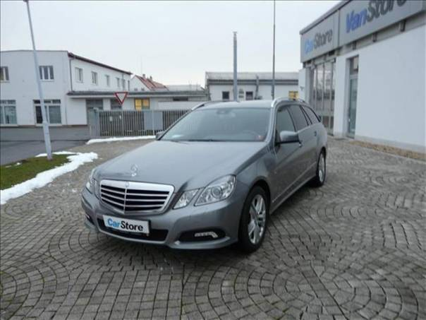 Mercedes-Benz Třída E 3,0 E 350 CDI kombi, foto 1 Auto – moto , Automobily | spěcháto.cz - bazar, inzerce zdarma