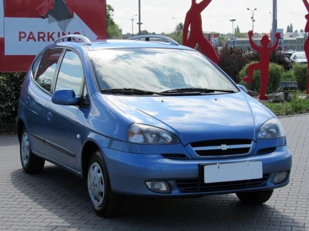 Chevrolet Tacuma  1.6, Serv.kniha, klima, foto 1 Auto – moto , Automobily | spěcháto.cz - bazar, inzerce zdarma