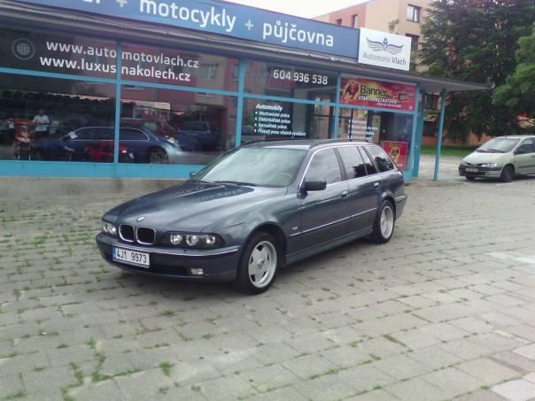 BMW Řada 5 2.0D PO VELKÉM SERVISU, foto 1 Auto – moto , Automobily | spěcháto.cz - bazar, inzerce zdarma