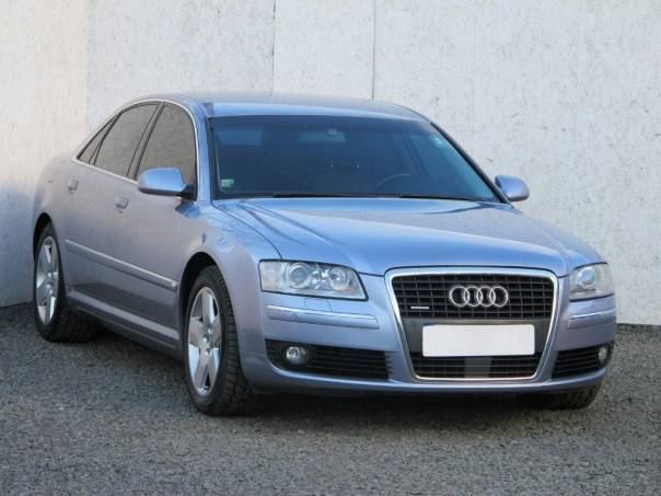 Audi A8 4.2 TDI, foto 1 Auto – moto , Automobily | spěcháto.cz - bazar, inzerce zdarma
