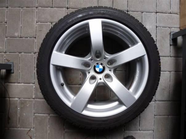 BMW  Zimní Sada Alu Kol BMW 17, foto 1 Náhradní díly a příslušenství, Osobní vozy | spěcháto.cz - bazar, inzerce zdarma