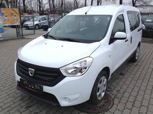 Dacia Dokker 1.5 DCi 66 kW klima, foto 1 Auto – moto , Automobily | spěcháto.cz - bazar, inzerce zdarma