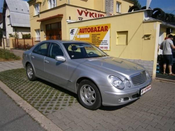 Mercedes-Benz Třída E 220 CDI Classic, foto 1 Auto – moto , Automobily | spěcháto.cz - bazar, inzerce zdarma