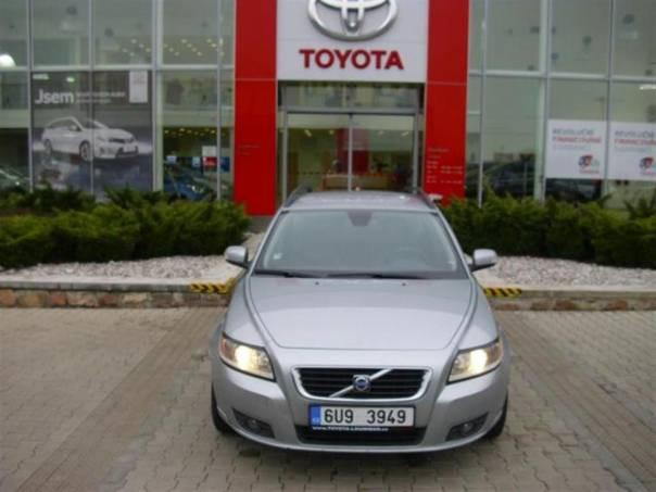 Volvo V50 2,0d 2 MAJ SERVIS KŮŽE, foto 1 Auto – moto , Automobily | spěcháto.cz - bazar, inzerce zdarma