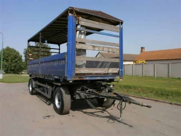 AWE 18P (ID 9527), foto 1 Užitkové a nákladní vozy, Přívěsy a návěsy | spěcháto.cz - bazar, inzerce zdarma