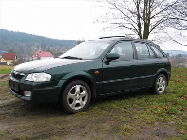 Mazda 323 1,5i F  16V Active, foto 1 Auto – moto , Automobily | spěcháto.cz - bazar, inzerce zdarma