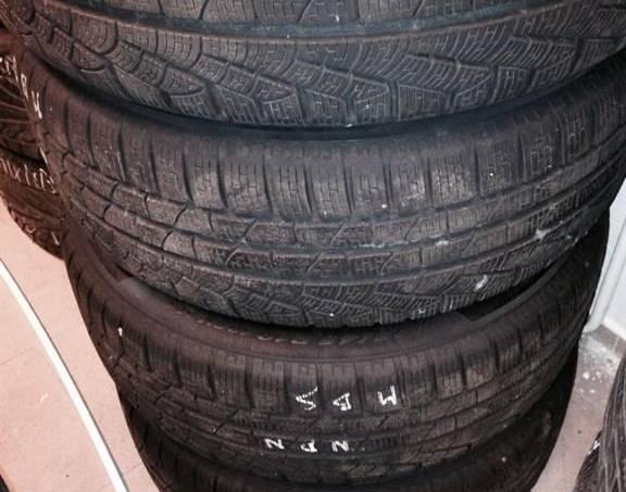 Mercedes-Benz  ORIG.KOMPLET ZIMNÍ KOLA  MB, foto 1 Auto – moto , Automobily | spěcháto.cz - bazar, inzerce zdarma