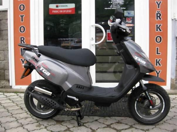 TGB Tapo Tapo 50 2T silver, foto 1 Auto – moto , Motocykly a čtyřkolky | spěcháto.cz - bazar, inzerce zdarma
