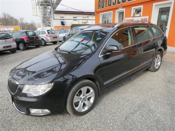 Škoda Superb 2.0TDi DSG,tempomat, foto 1 Auto – moto , Automobily   spěcháto.cz - bazar, inzerce zdarma