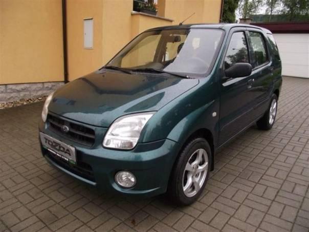 Subaru Justy G3X 1,3i 16V  ** LPG * 4WD *, foto 1 Auto – moto , Automobily   spěcháto.cz - bazar, inzerce zdarma