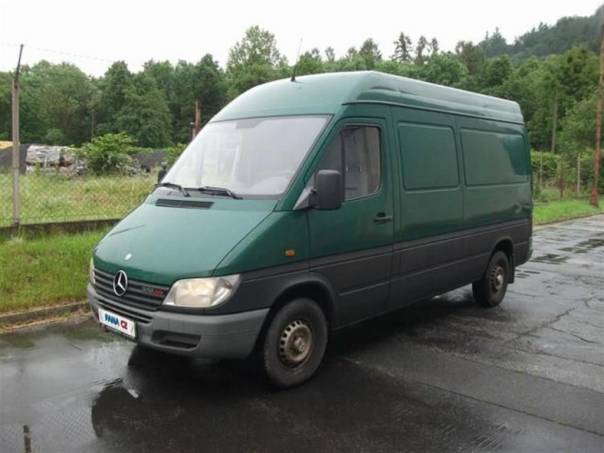 Mercedes-Benz Sprinter 308 Cdi, foto 1 Užitkové a nákladní vozy, Do 7,5 t | spěcháto.cz - bazar, inzerce zdarma