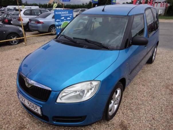 Škoda Roomster 1.2 KLIMA, ODPOČET DPH, foto 1 Auto – moto , Automobily | spěcháto.cz - bazar, inzerce zdarma