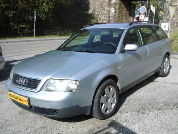 Audi A6 1.8T, Aut.klima, foto 1 Auto – moto , Automobily | spěcháto.cz - bazar, inzerce zdarma
