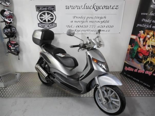 Piaggio Beverly Beverly 200, foto 1 Auto – moto , Motocykly a čtyřkolky | spěcháto.cz - bazar, inzerce zdarma