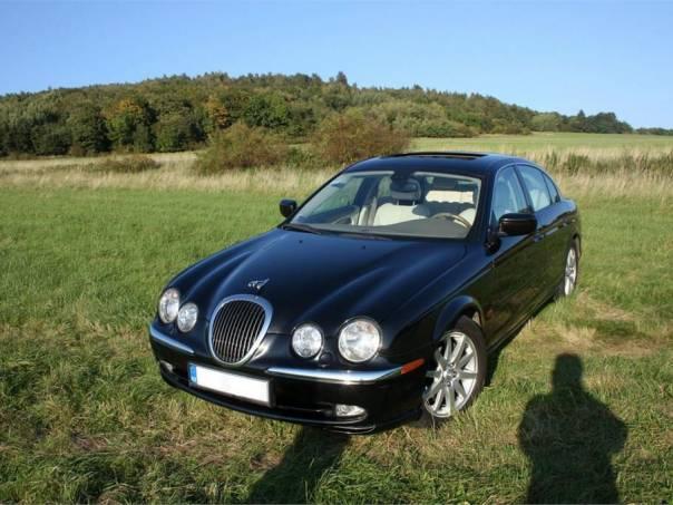Jaguar S-Type 3.0 L V6 EXECUTIVE - EKO ZAPLACEN, foto 1 Auto – moto , Automobily | spěcháto.cz - bazar, inzerce zdarma