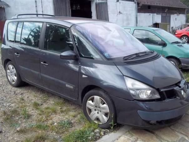 Renault Espace 3.0dci  prodám náhr.díly, foto 1 Náhradní díly a příslušenství, Ostatní | spěcháto.cz - bazar, inzerce zdarma
