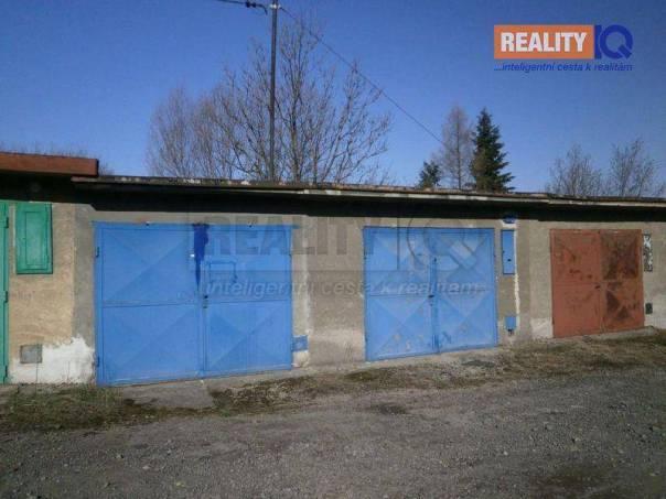Prodej garáže, Třinec - Lyžbice, foto 1 Reality, Parkování, garáže | spěcháto.cz - bazar, inzerce