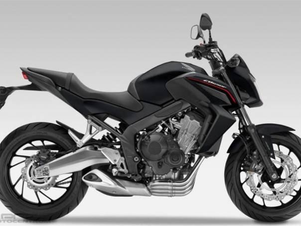 Honda  CB 650 F 2014, foto 1 Auto – moto , Motocykly a čtyřkolky | spěcháto.cz - bazar, inzerce zdarma