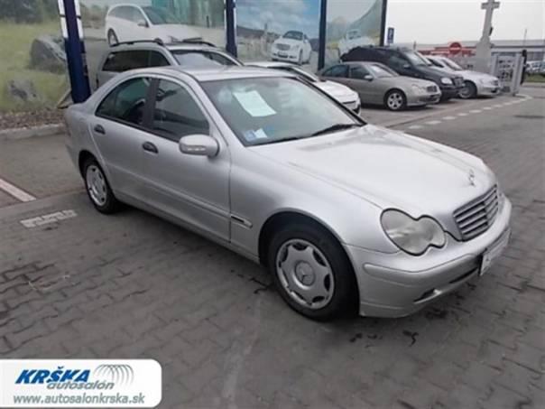 Mercedes-Benz Třída C 2.2 CDi 220CDi Elegance, foto 1 Auto – moto , Automobily | spěcháto.cz - bazar, inzerce zdarma